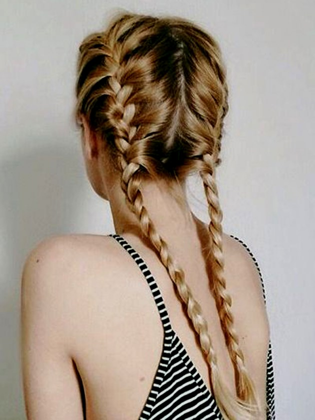 comment faire 2 tresse africaine