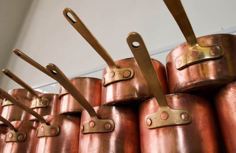 comment faire briller du cuivre