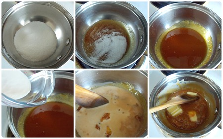 comment faire du caramel