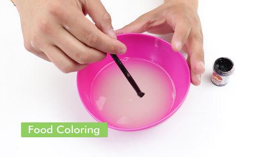 comment faire du slime sans colle