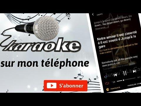 comment faire karaoke