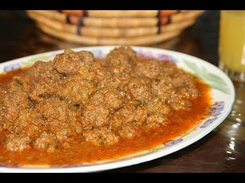 comment faire kefta marocaine