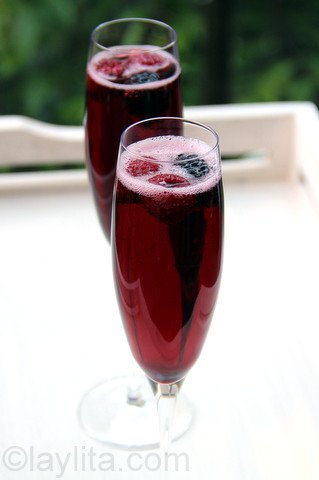 comment faire kir royal