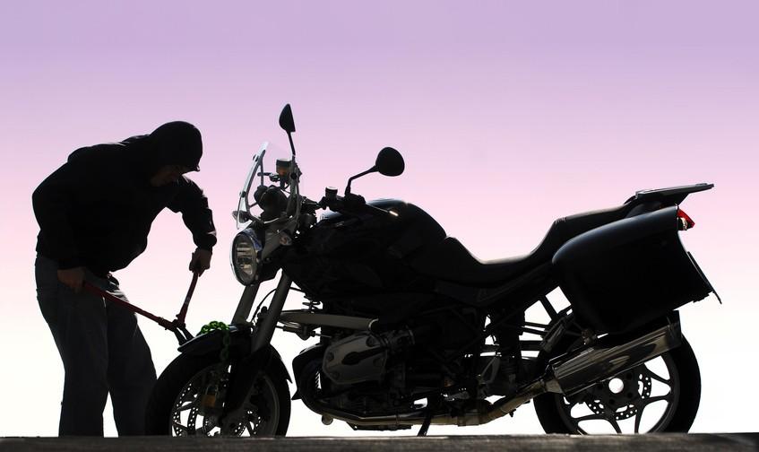 comment faire le 8 en moto