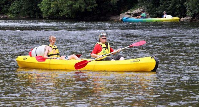 pourquoi faire du kayak